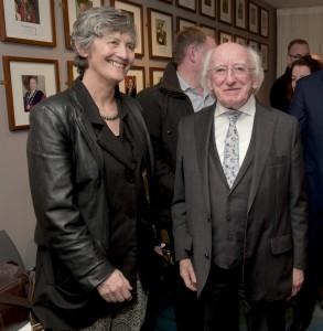 Galway City Hall-President Higgins 7-3-16